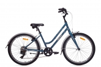 Велосипед Аист Aist Cruiser 1.0 W, dark blue / темно-синий